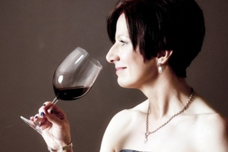 Tasting notes from Caroline Gilby